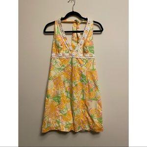 Lilly Pulitzer Summer Halter Dress